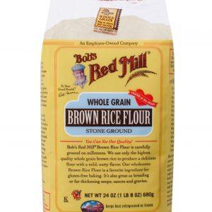 Мука из коричневого риса