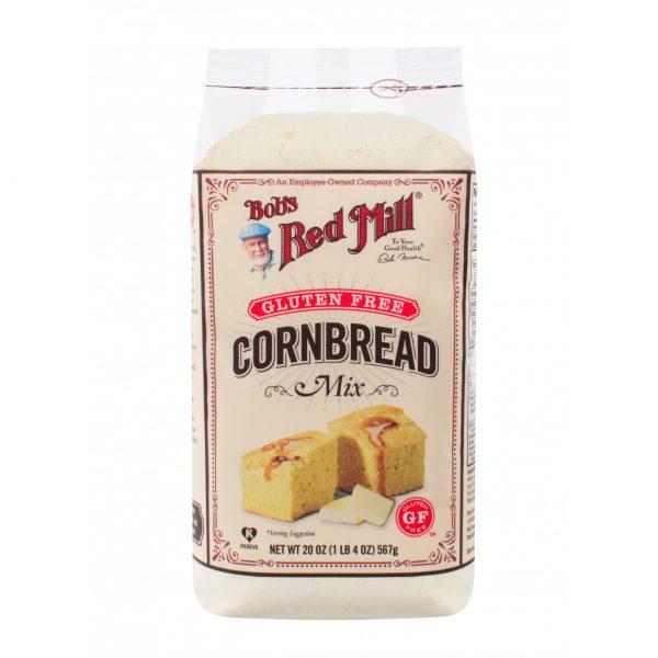Безглютеновая кукурузная смесь для хлеба