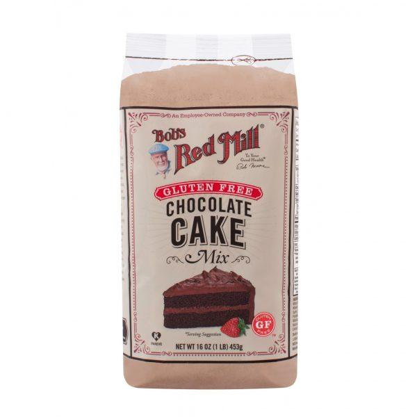 Безглютеновый, шоколадный микс для тортов и кексов