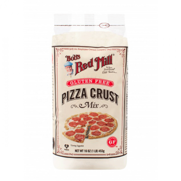 Безглютеновая смесь для хрустящей пиццы